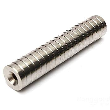 Starke Neodym Runde Magnet Scheiben Disc Magnets Earth N35 Rare Erden Neodymium