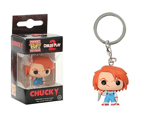 - Funko POP! Child's Play 2 Keychain: Chucky