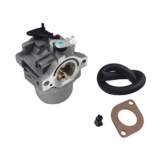 iFJF 799728 Carburetor for Nikki Briggs & Stratton Replaces 495706 494392 498134 498027 494502 499161 496592 498231(P26S) by iFJF