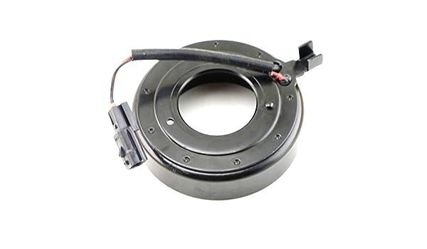 qkparts AC aire con contition Compresor embrague dcs171 de bobina para Nissan Altima Sentra: Amazon.es: Coche y moto
