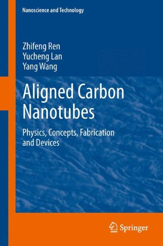 Aligned Carbon Nanotubes: Physics, Concepts, Fabrication and Devices (NanoScience and Technology) (Carbon Nanotube Devices)