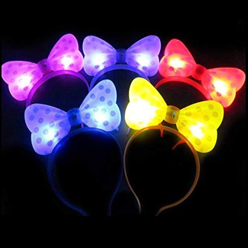 10Pcs LED Light Up Party Favor LED Glow