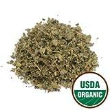 TheHerbalShop 100% Organic, Premium Potent Mullein Leaf–1oz