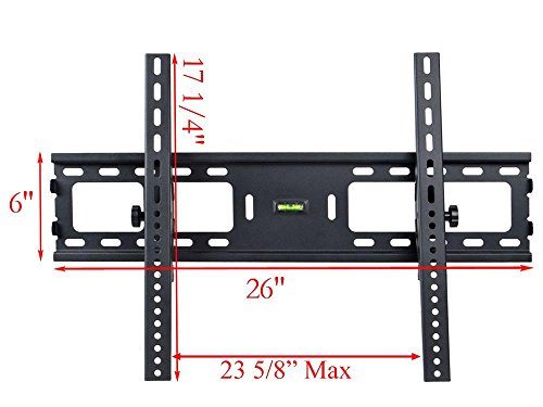 impact mounts lcd led plasma flat tilt tv wall mount bracket 30 32 37 42 46 47 50 52 55 60 65 70. Black Bedroom Furniture Sets. Home Design Ideas