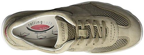 Gabor Shoes Rollingsoft, Zapatillas para Mujer Marrón (visone 33)