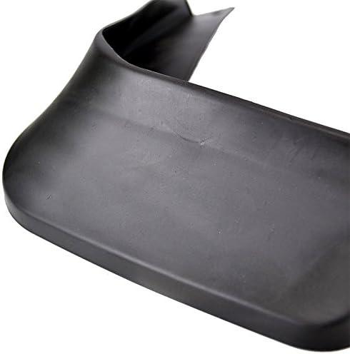 BEESCLOVER For 11-14 Volkswagen Jetta Mudflaps Splash Guards Mud Flap Mudguards Fender Front Rear Mudguards Set