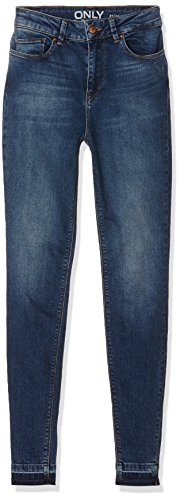 Denim Rea12183 High Blu Donna Onlpiper Blue Sk Medium Only Jeans Ankle x1TPPqv
