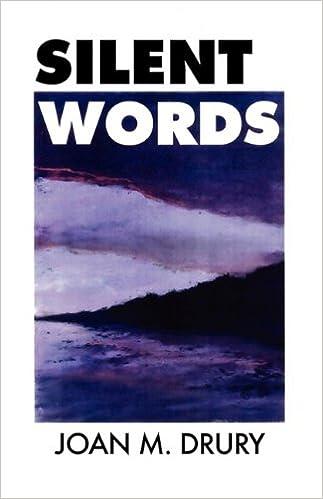Amazon Silent Words Tyler Jones Mystery 9780979488368 Joan