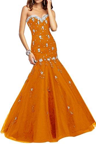 Ivydressing Ivydressing Arancione Vestito Donna Vestito vqcFP5Wd4v