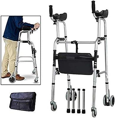 XKRSBS Andadores estándares Ligeros/Andadores para discapacidad ...