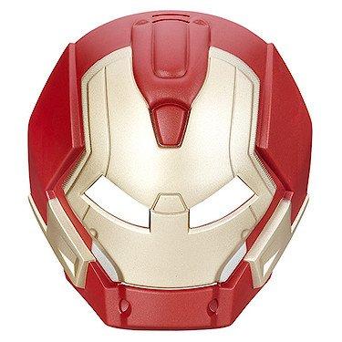 Iron Man Costume Working (Avengers Hulk Buster Iron Man Hero Mask)