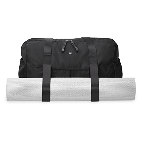 Gaiam Warrior Weekender Yoga Mat Bag