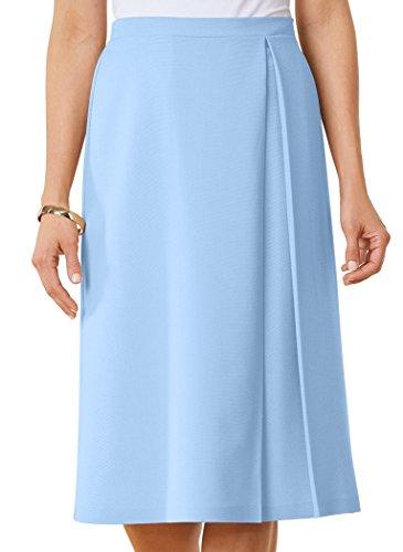 - AmeriMark Inverted Pleat Skirt
