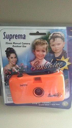 Suprema Sunshine - 35mm Manual Camera for Outdoor Use