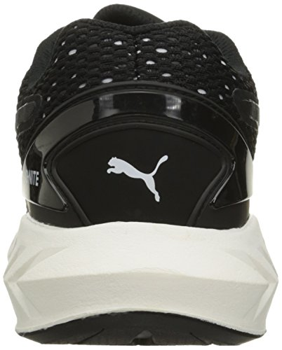 Puma Shoe PUMA Puma Black Ultimate Running Ignite White Women's Layered WN's wqBz4Z
