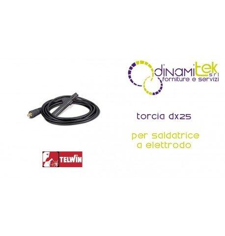 pince porte /électrode pour poste /à souder Telwin C/âble 3 m/ètres