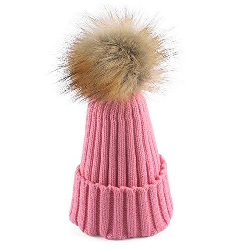Pompom Señoras Punto Sombrero Caliente 7 Aire Las 1 Sombrero De WGFGQX Al De Libre del x7wWagqRCB