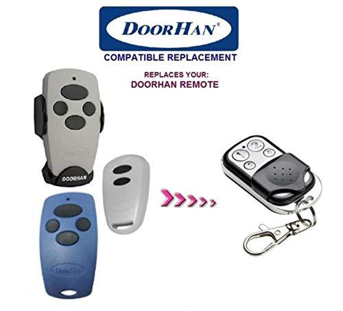 Calvas 2pcs Calvas Replacement Rolling Code Remote Control Very good