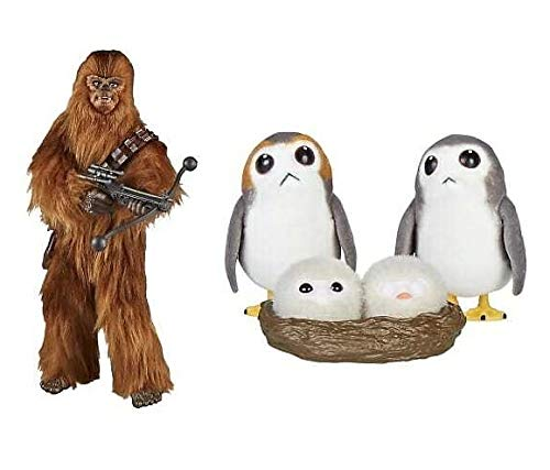 with Porg Toys & Action Figures design