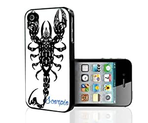 Scorpio Horoscope Hard Snap on Phone Case (iPhone 5/5s) hjbrhga1544