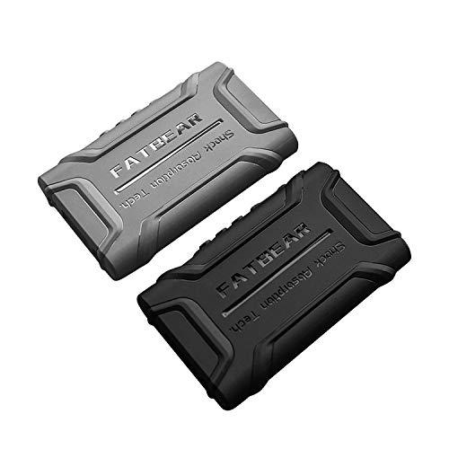 SONY NW-A50 ケース/カバー 耐衝撃 シリコンケース/カバー NW-A50シリーズ 背面カバー ソフトケース/カバー WALKMAN ウォークマンカバー (ブラック)