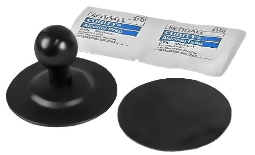 "RAM Mount Flex Adhesive Base w/1"" Ball"