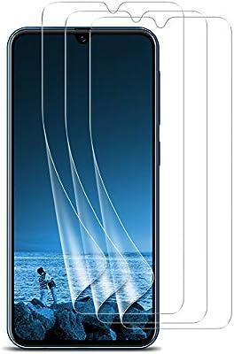 Bigmeda Protector Pantalla para Samsung Galaxy A70, [3 Unidades ...