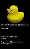 The C# Programming Yellow Book