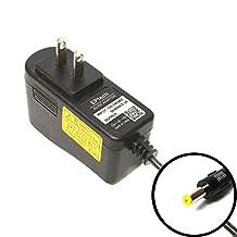 EPtech (6.5 Ft Long Cable) AC 100V-240V Converter Adapter 9V-9.5V DC 1A / 1000mA Power Supply US 4.75mm / 4.8mm x 1.75mm / 1.7mm Plug Tip Center +