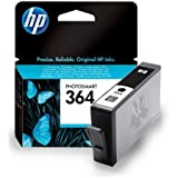 HP Photosmart 6520 Black Original HP 364 Printer Ink Cartridge