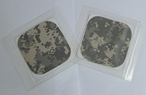 Source One Tactical ACU 4 x 4 Patch Kit for Uniform, Pouch or Tarp ()