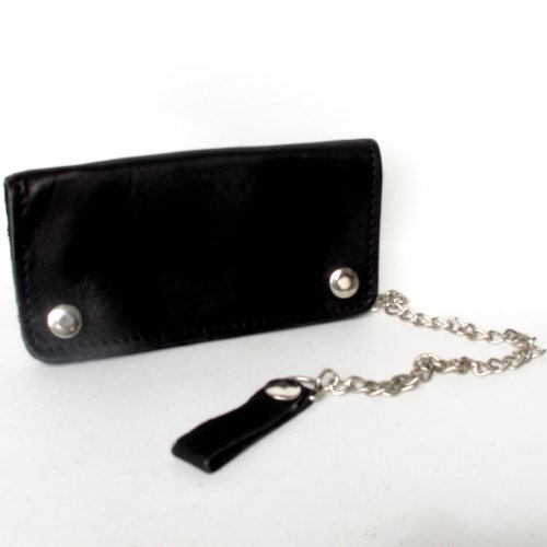 TRUCKER CLUTCH COOL GENUINE LEATHER