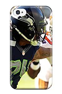 DanRobertse Case Cover For Iphone 4/4s - Retailer Packaging Seattleeahawks Protective Case