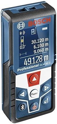 Bosch Professional Télémètre Laser Bosch GLM 50 C (Portée 0,05-5