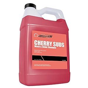 Nanoskin NA-CSS128 Cherry Suds Wash & Shine Shampoo - 1 Gallon