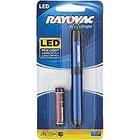 Rayovac Value Bright Aluminum Pen Flash light