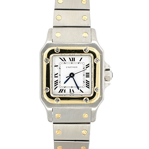 Cartier-Santos-Galbee-automatic-self-wind-womens-Watch-1567-Certified-Pre-owned