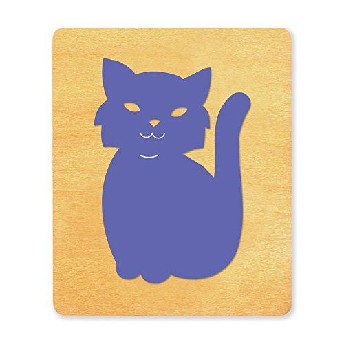 Cat Rules Number (Ellison Cat Basic Beginnings Sure Cut Die, Large)
