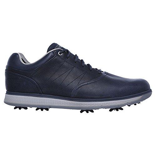 Skechers Performance Men's Go Golf Pro 3 Lx Golf Shoe,Navy,12 M US by Skechers