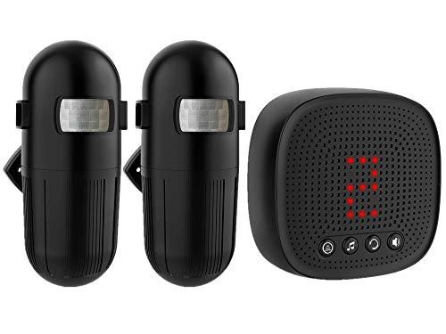 Wireless Driveway Alarm Motion