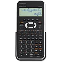 Sharp EL-W535XBSL Engineering/Scientific Calculator with WriteView 4 Line LCD Display