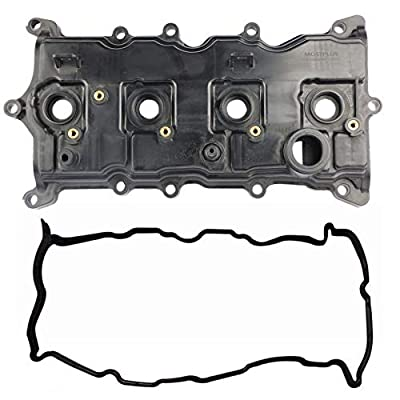MOSTPLUS Engine Valve Cover with Gasket For 07-13 Nissan Altima Sentra SE-R 2.5L Replace 13264JA00A 13270JA00A: Automotive