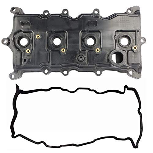 MOSTPLUS Engine Valve Cover with Gasket For 07-13 Nissan Altima Sentra SE-R 2.5L Replace 13264JA00A 13270JA00A