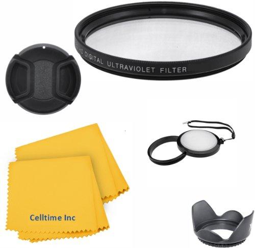 58MM Celltime Elite Lens Accessory Kit for 58MM DSLR Cameras