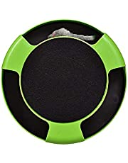 Cat Catch The Mouse Plush Moving Toy Scratching Claw Care Mat for Pet Kitten