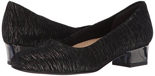 Femmes À Talons Black Trotters Chaussures adqXCww