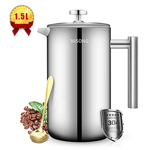 12 cup plastic french press - 4