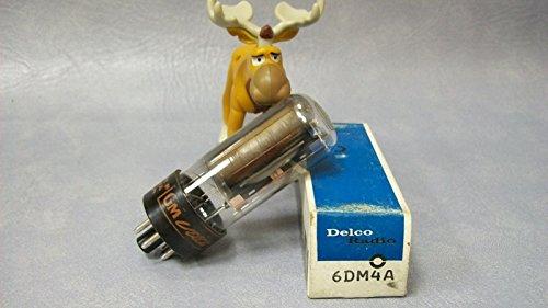 6DM4A GM Delco Vacuum Tube in Original ()