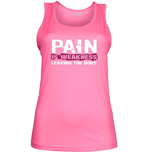 DesignDivil - Camisa deportiva - para mujer a. Pink