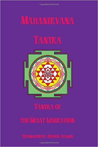 Mahanirvana Tantra: Tantra Of The Great Liberation por Arthur Avalon epub